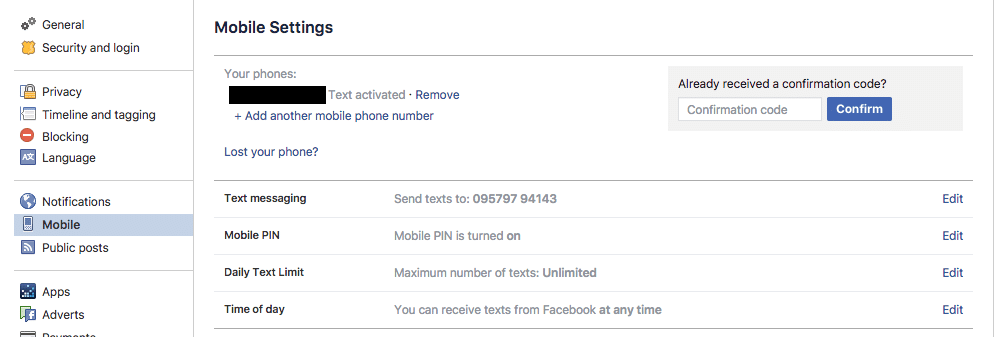 facebook-mobile-settings
