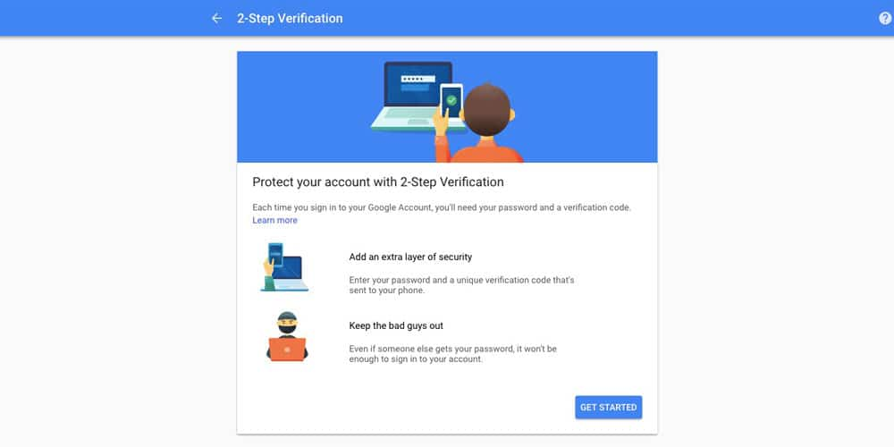 google-2-step-verification-process