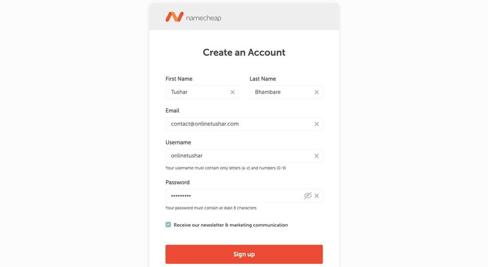 namecheap-create-a-account-screen